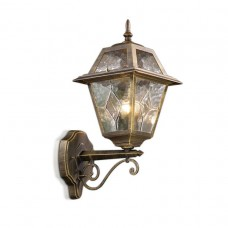 2315/1W NATURE ODL12 592 бронза Уличный настен светильник IP44 E27 60W 220V OUTER ODEON LIGHT